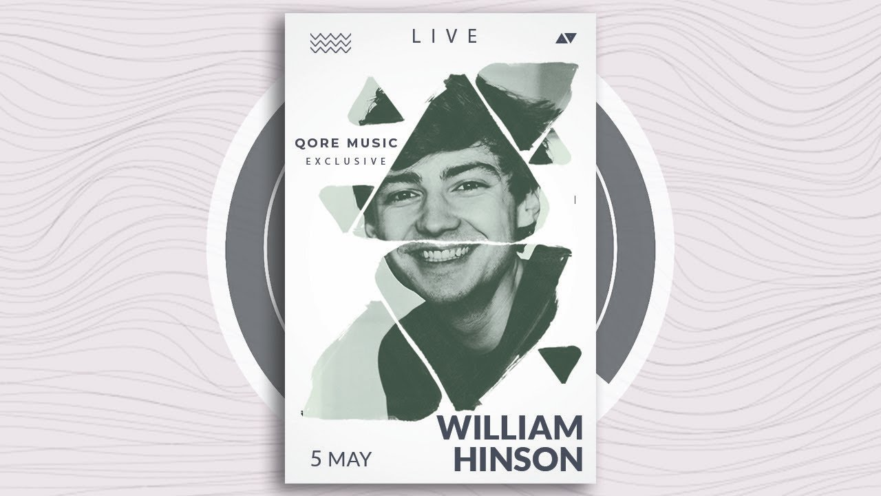 Performance: George Harrison (Live) - William Hinson