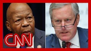See how Rep. Cummings defended GOP congressman