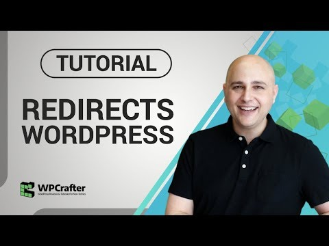 Redirect a wordpress blog