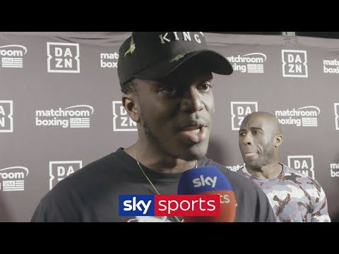 'I'LL SHOW THE WORLD HOW GOOD I AM!' - KSI on Logan Paul fight & training at the Mayweather gym