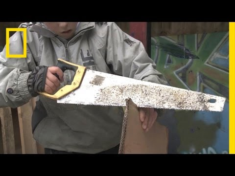 Can Playing With Fire and Saws Help Kids Manage Risk? | Short Film Showcase