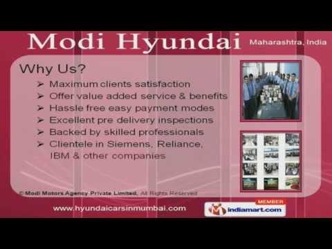 Hyundai Cars by Modi Motors Agency Private Limited Mumbai