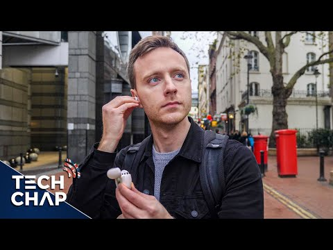 Huawei FreeBuds 3 Real World TEST - Worth the Money?   The Tech Chap