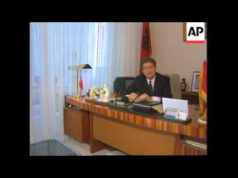 Albania - Presidents pledges to return investments