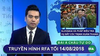 Tin tức | Slovakia và Pháp điều tra vụ bắt cóc ông Trịnh Xuân Thanh