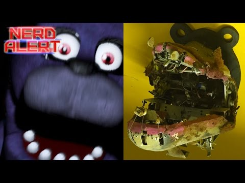 Five Nights At Freddy's  Movie Tease