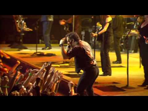Waiting on a sunny day - Bruce Springsteen [DVD Live in Barcelona 2002] ( Subtitles & lyrics )