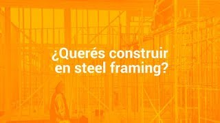 APP para construir en Steel Framing