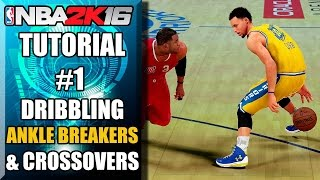 NBA 2K16 Ultimate Dribbling Tutorial - How To Do Ankle Breakers & Killer Crossovers by ShakeDown2012