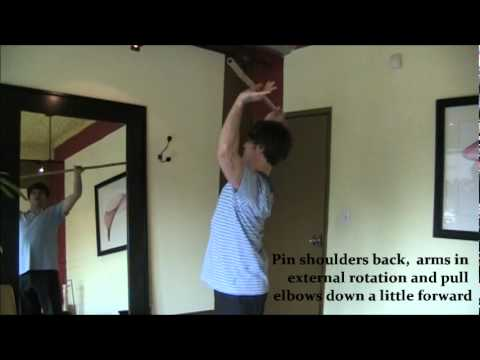 West Hollywood Chiropractic: Proper Biomechanics for Lat Pull-Downs