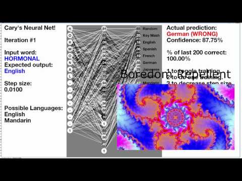 Predicting Languages with Racist Neural Networks