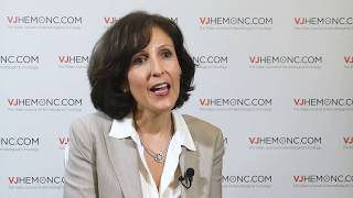 The complications of treating elderly patients with AML