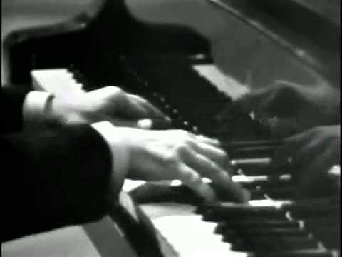 Samson François plays Debussy's l' Isle Joyeuse