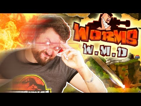 THE KAMIKAZE! | Worms WMD W/ The Derp Crew