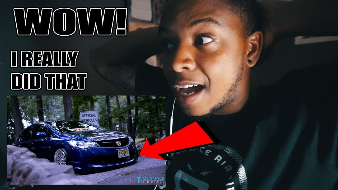 Reacting to my Old car videos / Honda civic , ACURA RSX - YouTube