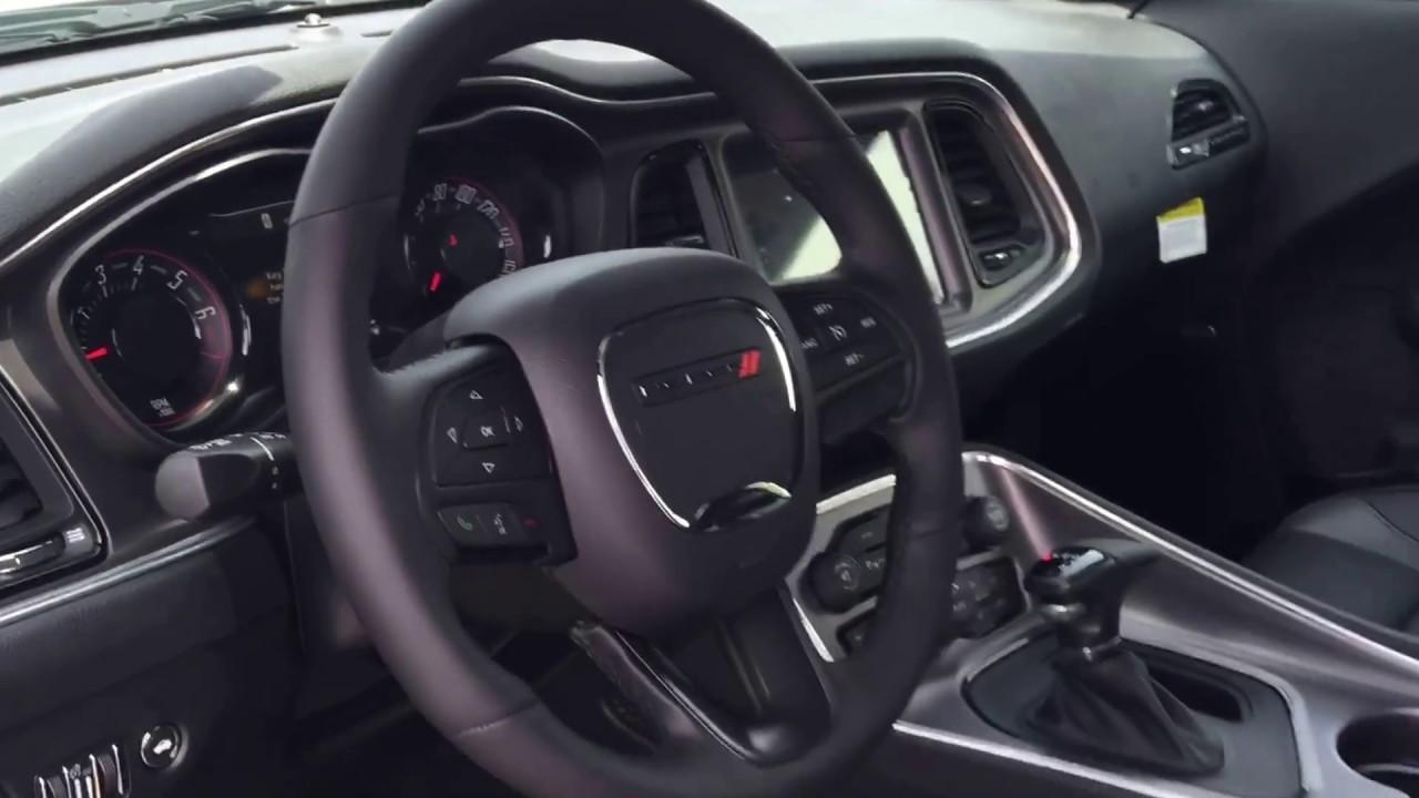 2016 Dodge Challenger SXT Plus w/ Blacktop Pkg - YouTube
