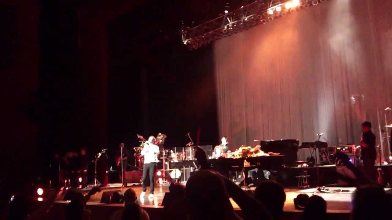 Josh Groban - You Raise Me Up - Live in Moscow (19.05.2013)