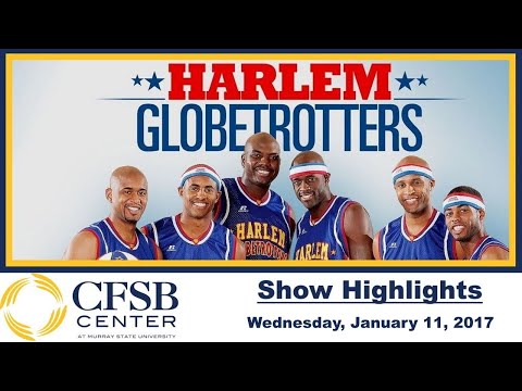 Harlem Globetrotters vs World Allstars Murray Ky 2017