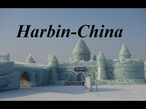 China/Manchuria/Harbin Ice world Part 3