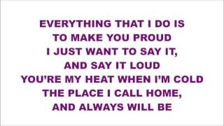 I PROMISE - Harris J (lyrics)