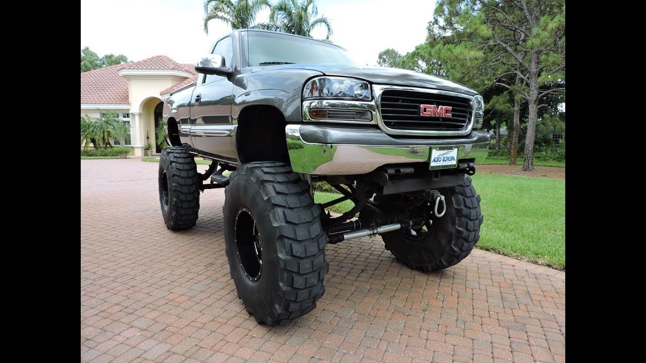 2017 Sierra Lifted >> 2000 GMC Sierra 1500 Z71 4x4 with Lift Kit for sale by Auto Europa Naples MercedesExpert.com ...