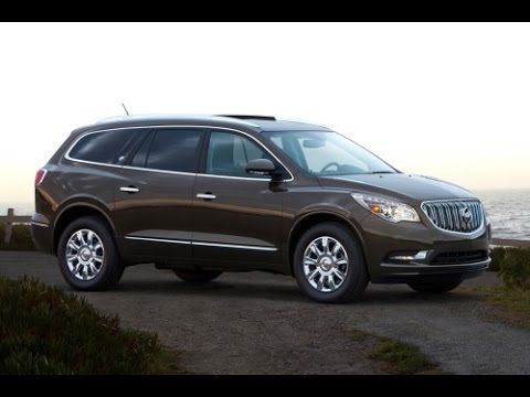 Thumbnail: 2015 Buick Enclave Start Up and Review 3.6 L V6