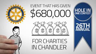 Chandler Horizon Rotary 26th Annual $100,000 Hole-in-One Fundraiser