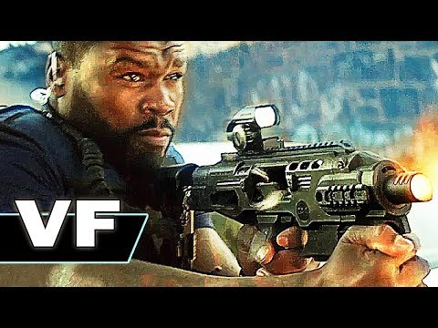CRIMINAL SQUAD streaming VF (50 Cent - Action, 2018)