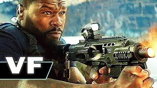 CRIMINAL SQUAD Bande Annonce VF (50 Cent - Action,...