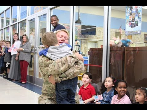 🔴 Soldiers Coming Home  Most Emotional Compilations #44
