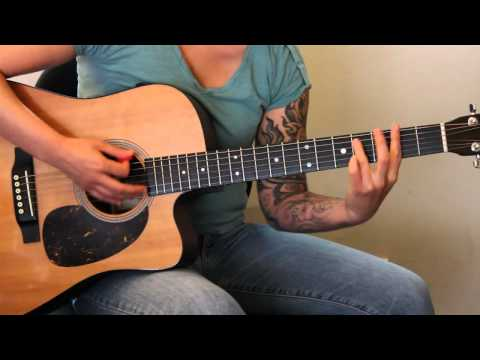 How to play It was a good day by Ice Cube on guitar - Jen Trani