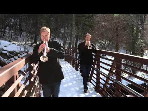 Paganini Caprice No 24 - Randolph Lee, trumpet