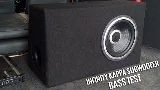 Infinity Kappa 10\