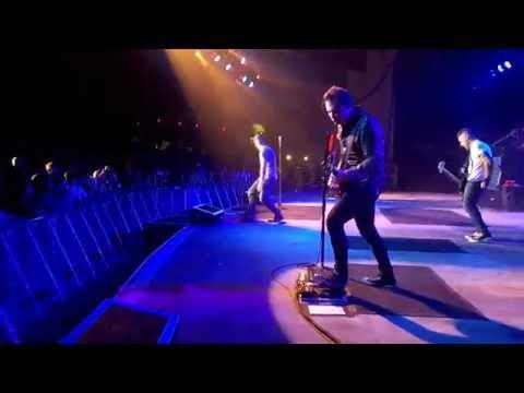 Daughtry Renegade Live in Pompano Beach