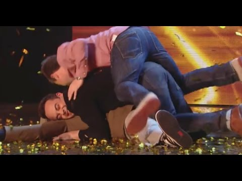 TOP 5 'Can't Stop Laughing' COMEDIANS | Britain's Got Talent