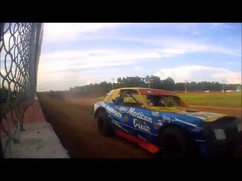 4 State Dirt Track Championship at Monett Motor Speedway Promotional Video