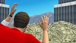 The $10 Million Money Drop Prank.. (GTA RP)