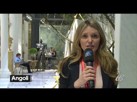 ANGOLI 7 APRILE 2017: 56a EDIZIONE DEL SALONE DEL MOBILE