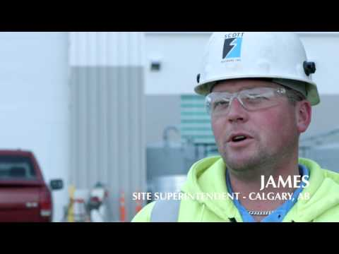 Careers at Scott Builders - Alberta General Contractors: James McBean