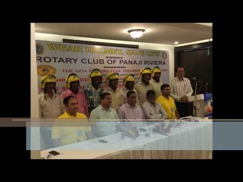 The rotary club of panaji riviera