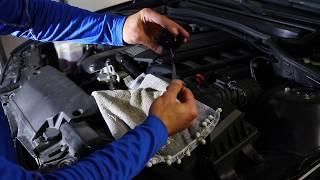 Как сделать бачок ГУРА сухим раз и на всегда на BMW