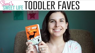 Baby/Toddler Faves @ 15 Months Old | July 2016