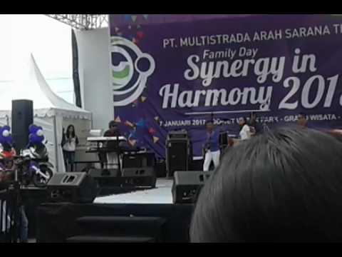 SHAE - AKU SUKA KAMU | Live Synergy in Harmony 2017