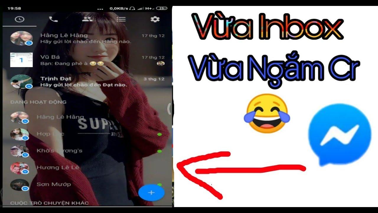 HOT - Hướng dẫn cách cài hình nền trên giao diện Messenger  _ Misoo Tv