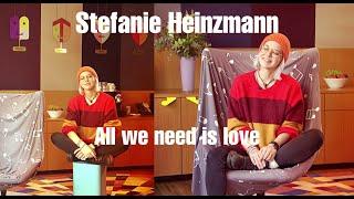 Stefanie Heinzmann - All We Need Is Love - Interview zum neuen Album