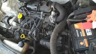 CLIO 2 ESSENCE NE DEMARRE PLUS APRES PANNE SUR AUTOROUTE