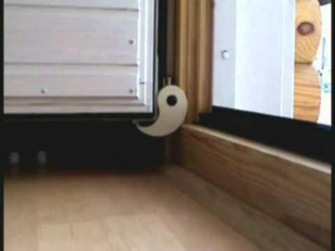 Tope para puertas y ventanas flux la llimona youtube - Topes para puertas ...