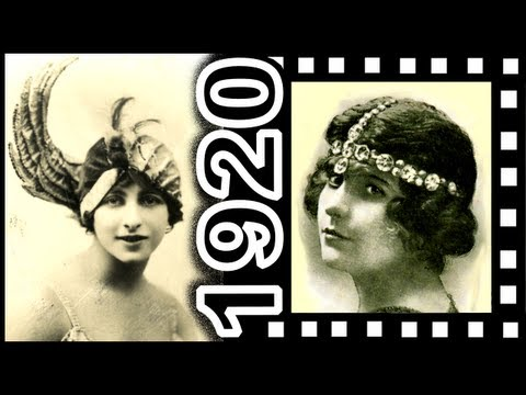 1920's Headband and Headpiece Pt1