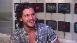 Comic-Con: 'Game of Thrones' star Kit Harington