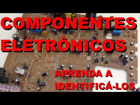 COMO IDENTIFICAR COMPONENTES ELETRÔNICOS | Conheça Eletrônica! #012